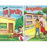 Oferta De Libros Mi Jardín Y Angelito Al Detal Y Mayor