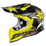 Casco Just1 J12 Rockstar Carbono (m) | Motorbike Equipment