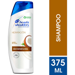 Shampoo Head & Shoulders Hidratación 375 Ml