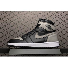 Tenis Nike Air Jordan 1 Retro Shawdon Original 9b258bd1c0ee2