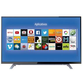 Smart Tv Led 43 Toshiba Full Hd Wifi E Conversor - 43l2500