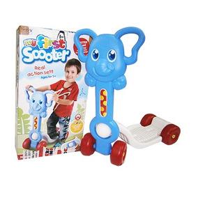 Juguetes Mi Primer Monopatin De Elefante