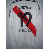 River Plate adidas Clausura 2008 #9 Radamel Falcao Talle Xl