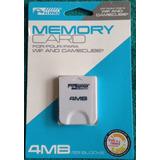 Memoria 4 Mb / 59 Bloques Para Nintendo Gamecube O Wii