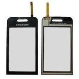 Tela Touch Screen Celular Samsung Gt-s5230 Star Preto