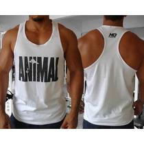 Camiseta Animal No Pain Nadador Fitness Musculação Academia