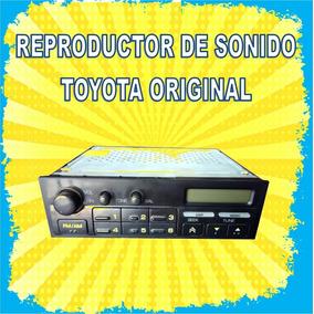 Reproductor De Sonido Radio Toyota Original Clasico