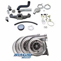 Kit Turbo Opala 4cc 2.5 Com Turbo Super .50 Refluxo