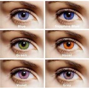 Pupilentes Fresh Look Colors (6 Colores Diferentes)