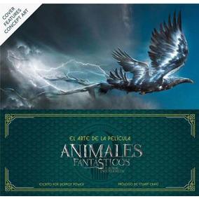 Animales Fantasticos Y Donde Encontrarlos - Arte De Pelicula