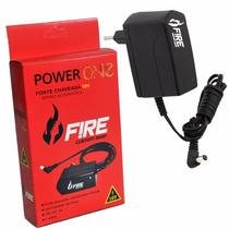 Fonte Para Pedal Power One 18v Fire Custom Shop