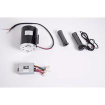Kit Bicicleta Eléctrica Motor Controlador 48v 1000w Proyecto