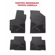 Tapetes Originales Toyota Corolla 2011-2015