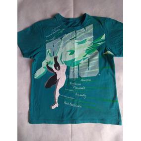 Camiseta Ben 10 Tam 10
