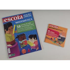 Revista Nova Escola Matematica -edição Especial- Com Cd