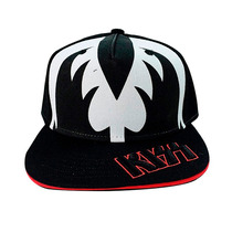 Kiss Gorra Unisex Gene Simmons Original Official