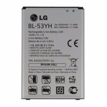 Bateria Pila Lg G3 D855 Bl-53yh D850 Envío Gratis