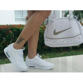 8c7dabd8529 Tenis Nike Para Mujer Verde - Ropa y Accesorios Blanco en Mercado ...