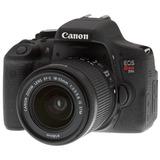 Cámara Canon T6i Kit 18-55mm Is Stm 24,2 Mpx Full Hd.