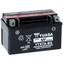 Bateria Yuasa Ytx7a-bs Kymco Original Agility People Like