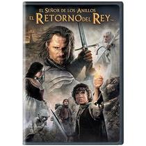 El Señor De Los Anillos 3 El Retorno Del Rey Pelicula Dvd