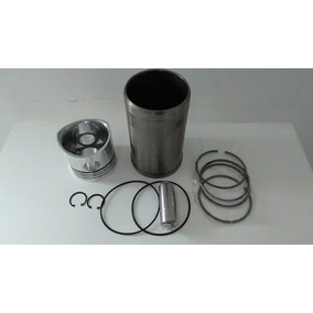 Yanmar Ns12 Kit Motor Bomba Oleo Jg Juntas Bronz Biela