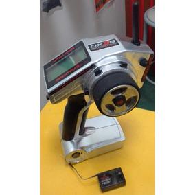 Radio Control Spektrum Dx3s Con Receptor Spektrum Sr300 - Rc