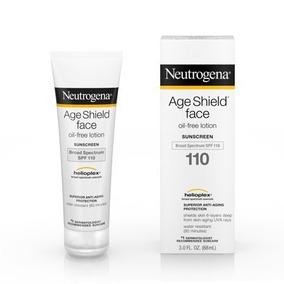 Protetor Solar Neutrogena Age Shield Face Anti Idade Spf110
