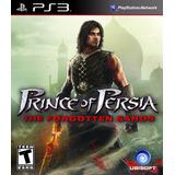 Prince Of Persia The Forgotten Sands Ps3 Nuevo Original