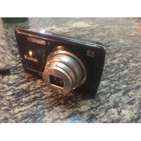 Cámara Kodak Easyshare Touch 14 Megapixeles Usada Remate