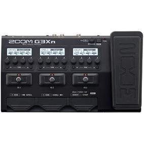 G3xn Pedaleira Zoom P/ Guitarra G3 Xn Usb C/ Fonte Bivolt