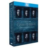 Blu-ray Game Of Thrones - Sexta Temporada (5 Bds)