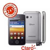 Oferta 2x1 Samsung Gt-s5367 - Refabricado Bueno - Claro