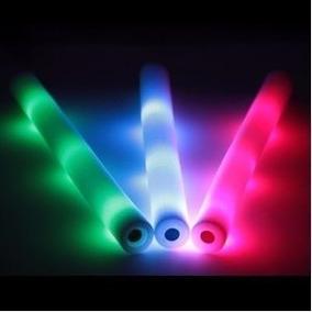 Varas Led Luminosas Cotillón Rompecocos X 60 Multicolor