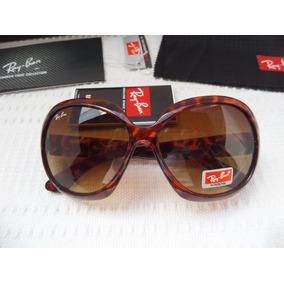 b613c109e Óculos De Sol Feminino Legitimo Rayban Modelo Jackie Ohh - Óculos De ...