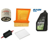 Kit Filtros Originales + F50e Ford Fiesta Kinetic 1.6 2013/.