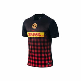 Jersey Manchester United Pre Match Temporada 2012-2013 Nike