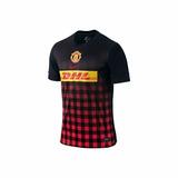 Jersey Manchester United Pre Match Temporada 2012-2013 Nike