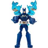 Figura Batman De 10 Pulgadas Luces & Batman