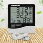 Termóhigrómetro Digital Lcd Humedad Temperatura Sonda Htc-2