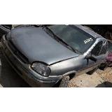 Gm Corsa Ano 1999 Motor 1.6 8v Pra Retirada De Pecas