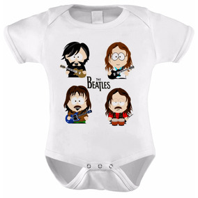 Body Baby Beatlemania Rock N Roll Desenho South John Paul 25