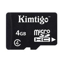 La Mas Barata Memoria Micro Sd Kimtigo Ktt-m4 4gb Cl4
