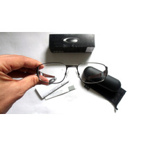 Oakley Paperclip Pewter Frame, 100% Genuinos