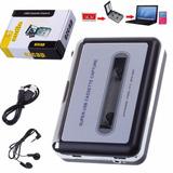 Convertidor Cassette A Mp3 Digital