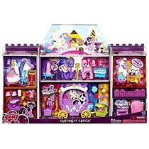 Juguete Mi Pequeño Pony Exclusive Deluxe Playset Castillo C