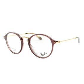 Óculos De Grau Feminino Redondo Rayban - Óculos em Paraná no Mercado ... 2ac9ddb303