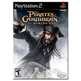 Piratas Do Caribe , No Fim Do Mundo. Jogos Ps2
