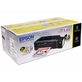 Impresora Epson L310 + Sistema De Fábrica