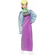 Boneca Barbie Bmr1959 Collector Oriental Jaqueta Articulada